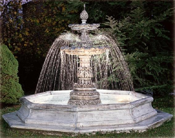 Piccole fontane da giardino fontane da giardino with for Piccole cascate da giardino