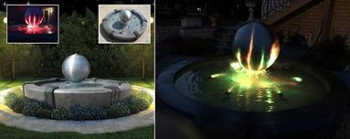 Fontane da giardino decorclass fontane in cemento bianco for Laghetti per tartarughe usati